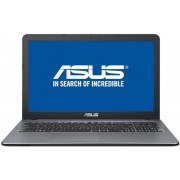 "Laptop ASUS X540SA-XX366 (Procesor Intel® Celeron® N3060 (2M Cache, up to 2.48 GHz), Braswell, 15.6"", 4GB, 500GB, Intel® HD Graphics 400, USB C, Argintiu)"