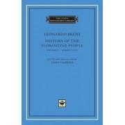 History of the Florentine People: Books 5-8 v.2 by Leonardo Bruni