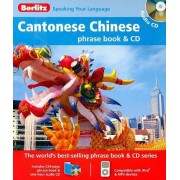 Chinese Cantonese Berlitz Phrase Book And Cd