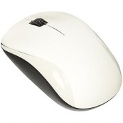 Genius 2.4GHz High PrecisionOpticalProgrammable Wireless MouseBlueEyeEngine (NX-7000 Elegant White)