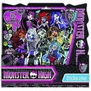 Monster High Stickerzine Sticker Album Book With 135 Stickers by Fashion Angels