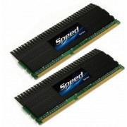 Super Talent velocità Series memoria interna 4 GB/2200 mhz, 2 x 2 GB) DDR3-RAM 2 Kit