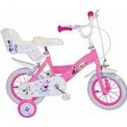 Bicicleta copii Toimsa 12 Minnie Mouse Club House Girl