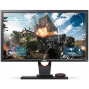 "Monitor Gaming TN LED BenQ 24"" ZOWIE XL2430, Full HD (1920 x 108), DVI, HDMI, DisplayPort, USB, 1 ms, 144 Hz, Pivot (Negru) + Set curatare Serioux SRXA-CLN150CL, pentru ecrane LCD, 150 ml + Cartela SIM Orange PrePay, 5 euro credit, 8 GB internet 4G"
