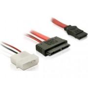 SATA adatkabel+5,25 - micro SATA Delock 84384
