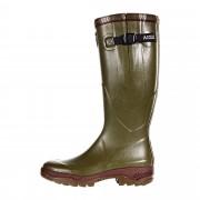 Aigle Parcours 2 Vario Unisex Gr. 40 - oliv-dunkelgrün braun / kaki - Outdoor-Gummistiefel