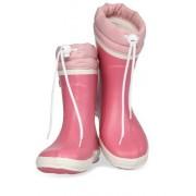Bergstein gevoerde regenlaars roze - SALE