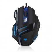 Aula Ghost Shark SI-989 Gaming Mouse (Black)