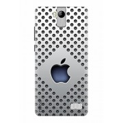 Noise Printed Back Cover Case for Karbonn A6 Turbo (GD-151)