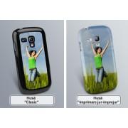 Husa personalizata Hardcase pentru Galaxy S3 Mini