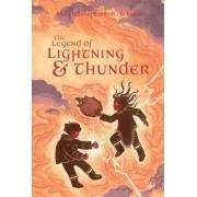 The Legend of Lightning & Thunder by Paula Ikuutaq Rumbolt