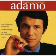 Salvatore Adamo - Les Plus Belles Chansons/ Tombe La Neige (0724382907220) (1 CD)