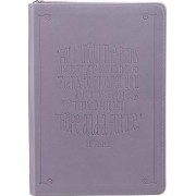 I Know the Plans Journal: Purple by Christian Art Gifts