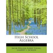 High School Algebra by Lambert L Jackson William Albert Young
