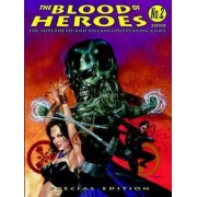 Blood of Heroes Role-Playing Game by Pulsar Games Inc