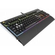 Tastatura Gaming Mecanica Corsair Strafe RGB Cherry MX Red Layout EU