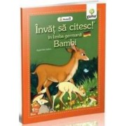 Invat sa citesc in limba germana - Bambi - Nivelul 3
