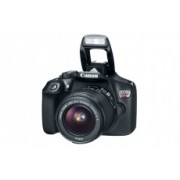 Cámara Réflex Canon EOS Rebel T6, 18MP, Cuerpo + Lente 18-55mm