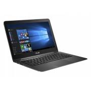 "Ultrabook Asus ZenBook UX305CA, 13.3"" QHD, Intel Core M7-6Y75, RAM 8GB, SSD 128GB, Windows 10, Negru"