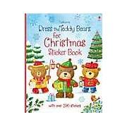Dress the Teddy Bears for Christmas