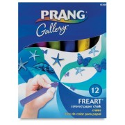 PRANG FREART ARTIST CHALK 12 COLOR