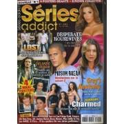 Series Addict - N°1 - Novembre-Decembre 2006 - Desperate Housewives Les Dessous De La Saison 3 - Grey's Anatomy - Actus: 2007, Année Chaude!, Shopping: Faites-Vous Un Petit Plaisir, Les ...