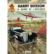 Harry Dickson Tome 1 - La Bande De L'araignée