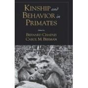 Kinship and Behavior in Primates by Bernard Chapais