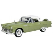 Motormax 1:18 Die-Cast 1956 Ford Thunderbird With Hard Top (Colors May Vary) by Motormax