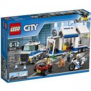 Конструктор ЛЕГО Сити - Мобилен команден център - LEGO City Police, 60139