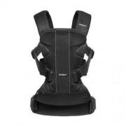 BABYBJORN ONE AIR - nosidełko ergonomiczne, czarny - NOWOŚĆ!