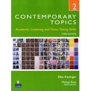 Contemporary Topics 2 by Ellen Kisslinger