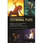 The Methuen Drama Anthology of Testimonial Plays by Alison Forsyth
