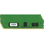 Memorie Server Micron Crucial 16GB Kit 4x4GB DDR4 2133Mhz CL15