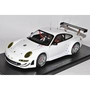 Porsche 911 997 GT3 RSR taza Plain cuerpo versión Weiss 2004 - 2012 81073 1/18 AutoArt modelo auto mit oder ohne individiuellem wunschkennzeichen