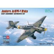 Hobby Boss 80287 - Modellino aereo Junkers Ju-87G-1 Stutka