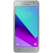 "Telefon Mobil Samsung Galaxy G532 Grand Prime Plus, Procesor Quad-Core 1.4GHz, PLS TFT Capacitive touchscreen 5"", 1.5GB RAM, 8GB Flash, 8MP, Wi-Fi, 4G, Dual Sim, Android (Argintiu) + Cartela SIM Orange PrePay, 6 euro credit, 4 GB internet 4G, 2,000 minute"