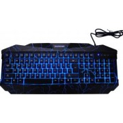Tastatura Gaming Iluminata Newmen GL800 Neagra