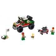 LEGO® City Masina de teren 4x4 - 60115