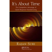 It's about Time: The Competitive Advantage of Quick Response Manufacturing [With CDROM]