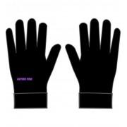 ALPINE PRO HENRY Dětské rukavice 7745990 černá M