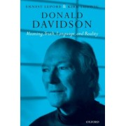 Donald Davidson by Ernie Lepore