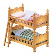 Epoch Sylvanian Families Sylvanian Baby And Child Room Set Double-Deck Bed Ka-302 25650-8 (Japan Import)