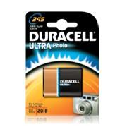 Batteria 245 Duracell Ultra Photo