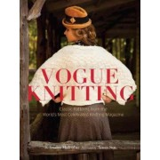 Vogue Knitting by Art Joinnides