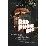 Red Phone Box by Warren Ellis