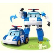 KOREAN TOY_ Academy of Sciences, Robocar POLI transforming robot[001KR]