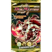 Duel Masters Cards Game Evo-Crushinators of Doom Booster Pack [Toy]