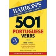 501 Portuguese Verbs by J.N. Nitti