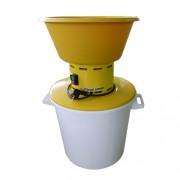Moara de cereale Sport Garden MBIDON 50, 230 V, 1200 W, 50-350 kg/h
